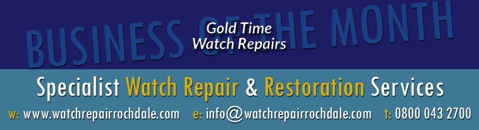 Goldtime Watch Repairs