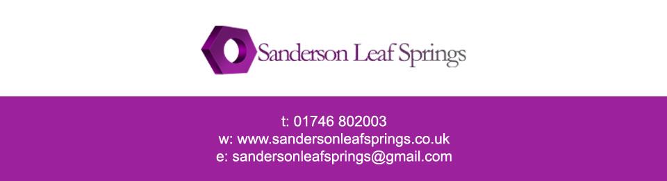 Sanderson Leaf Springs