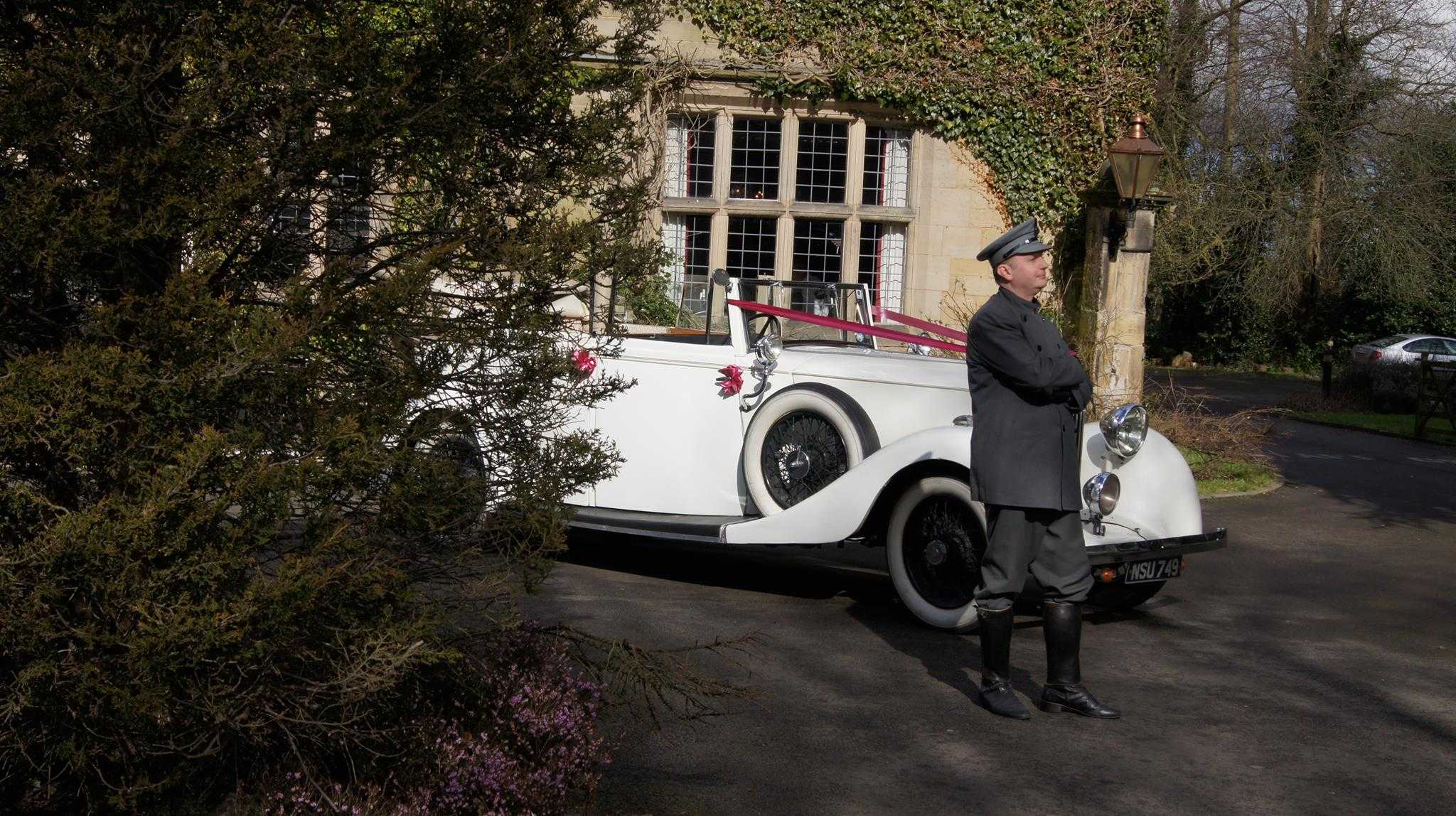 Chauffeur Driven Wedding Cars and Bridal Car Hire - oukas.info