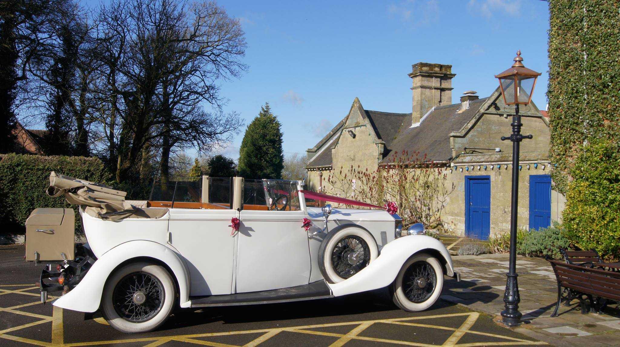 Wedding Car Hire Warwickshire