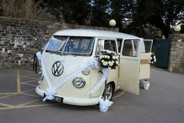 Vw Weddings Wales Wedding Cars In Caerphilly Caerphilly