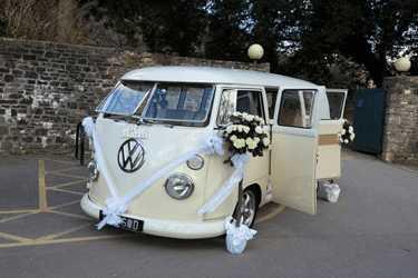Vw Weddings Wales Wedding Cars In Caerphilly Caerphilly