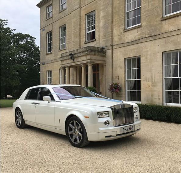 Azure Wedding Cars Wedding Cars In Cheltenham Gloucestershire
