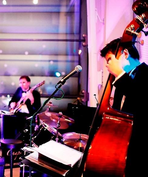 Wedding Jazz Bands: Decent Chaps Jazz Swing Band
