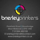 Logo of Brierley Printers Ltd