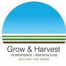 Logo of Grow & Harvest UK Ltd Hydroponics In London