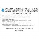 Logo of David Liddle Plumbing  Heating Services