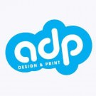 Logo of ADP Design and Print