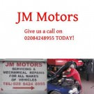 Logo of JM Motors