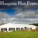 Logo of Hungarian Hall Events