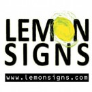 Logo of Lemon Signs Limited Printers In Derby, Derbyshire