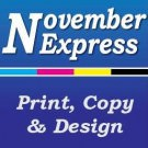 Logo of November Express Printers In Southampton, Hampshire