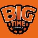 Logo of Big Time Graphics Printers In Harlow, Essex