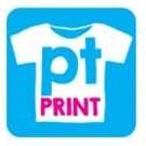 Logo of PT-Print T-Shirt Printers In Wokingham, Berkshire
