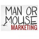 Logo of Man or Mouse Marketing Marketing Consultants In Cwmbran, Gwent
