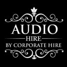 Logo of Audio Hire by Corporate Hire