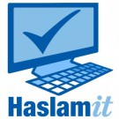 Logo of Haslam IT IT Support In Worcester, Worcestershire