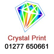 Logo of Crystal Sign and Print