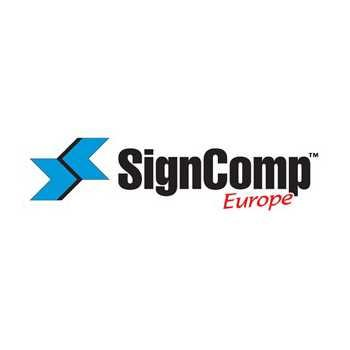 Logo of Signcomp Europe Sign Makers Equipment And Materials In Horsham, West Sussex