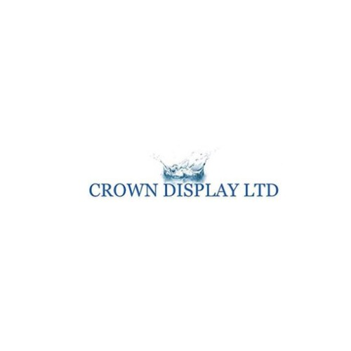 Logo of Crown Display Ltd