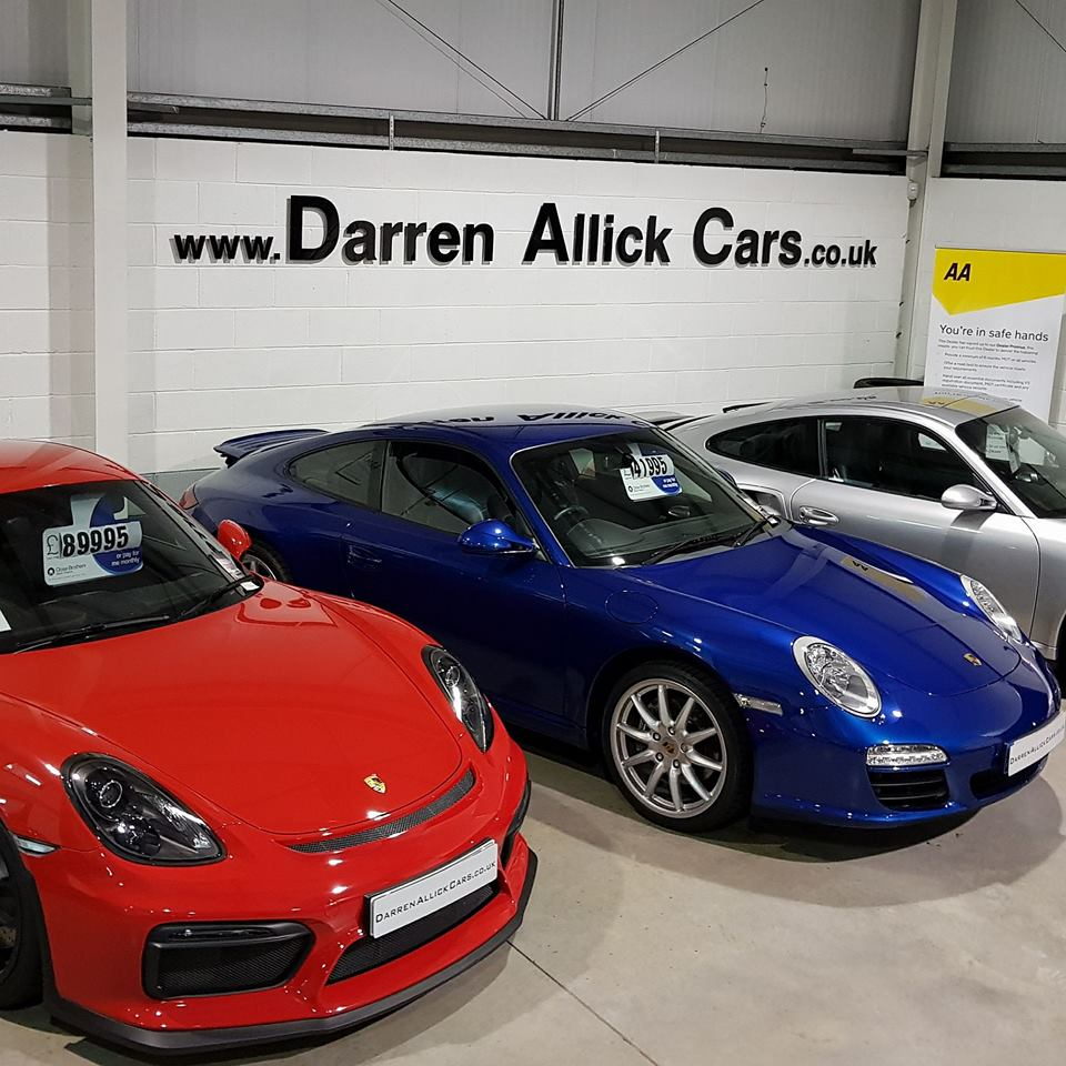 Logo of Darren Allick Car Sales