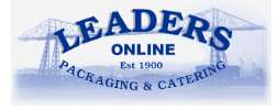 Logo of Leaders Paper Merchants Paper Merchants In MIDDLESBROUGH, Cleveland