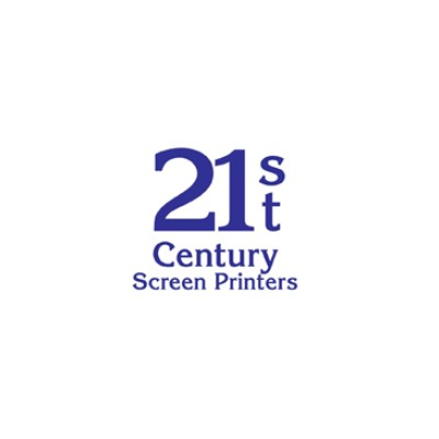 Logo of 21st Century Screen Printers