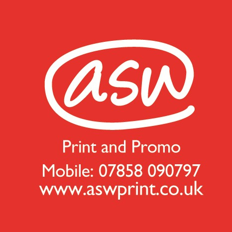 Logo of ASW Print and Promo