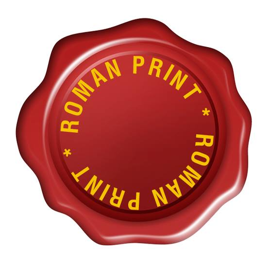 Logo of Roman Print Ltd Labels And Tags In Walsall, West Midlands