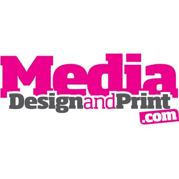 Logo of Media Design and Print Printers In Belfast, County Antrim