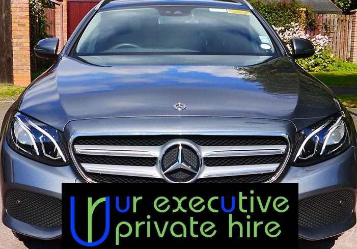 Logo of UR Executive Private Hire Chauffeur Driven Cars In Warrington, Cheshire