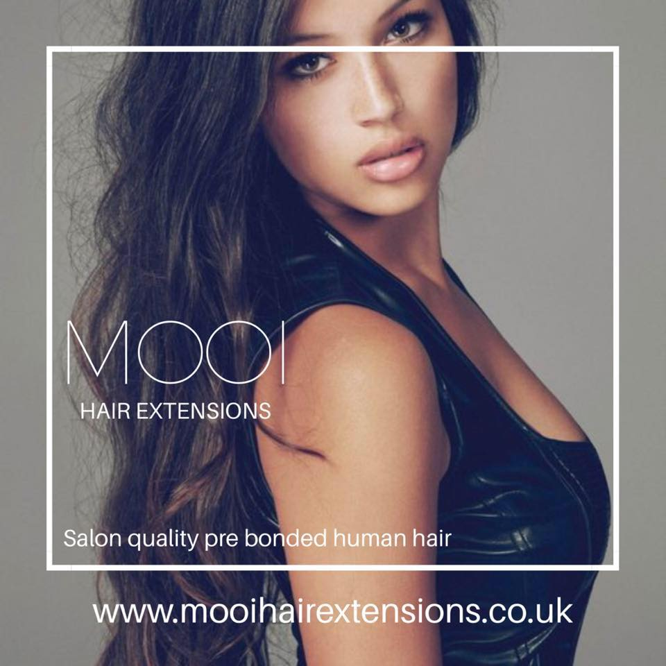 Logo of Mooi Hair Extension Supplies Hair Extensions In London