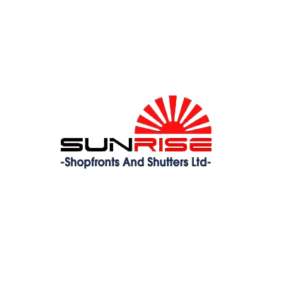 Logo of Sunrise Shopfronts & Shutters Ltd Roller Shutter Mnfrs In Walsall, West Midlands