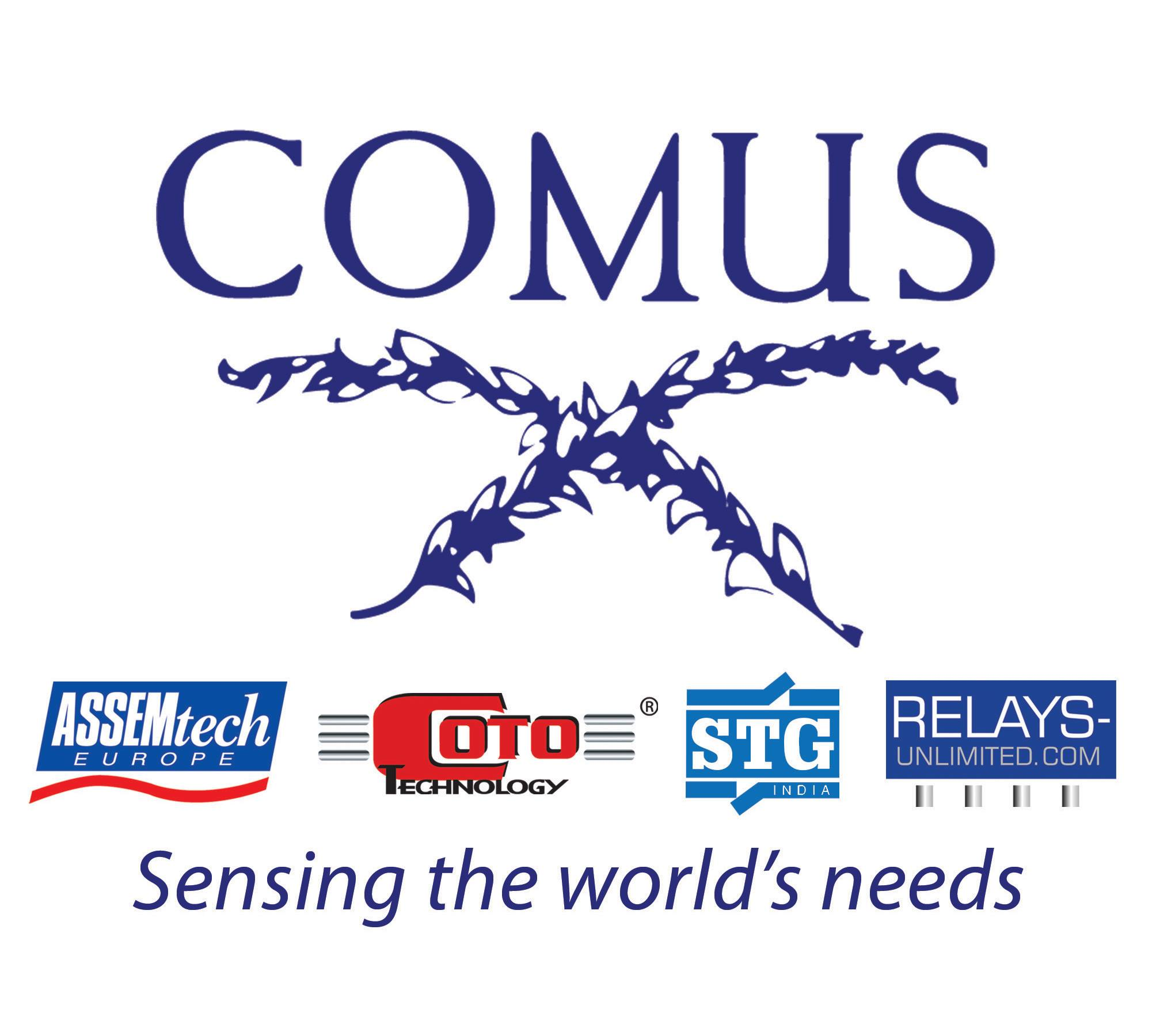 Logo of Comus Europe Ltd Electrical Wholesalers In Clacton On Sea, Essex