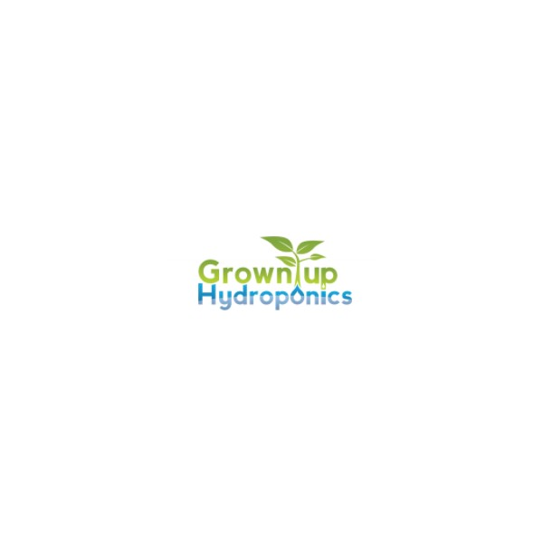 Logo of Grown Up Hydroponics