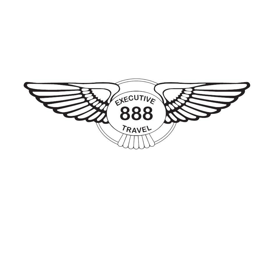 Logo of 888 Executive Cars Car Hire - Chauffeur Driven In Tunbridge Wells, Kent