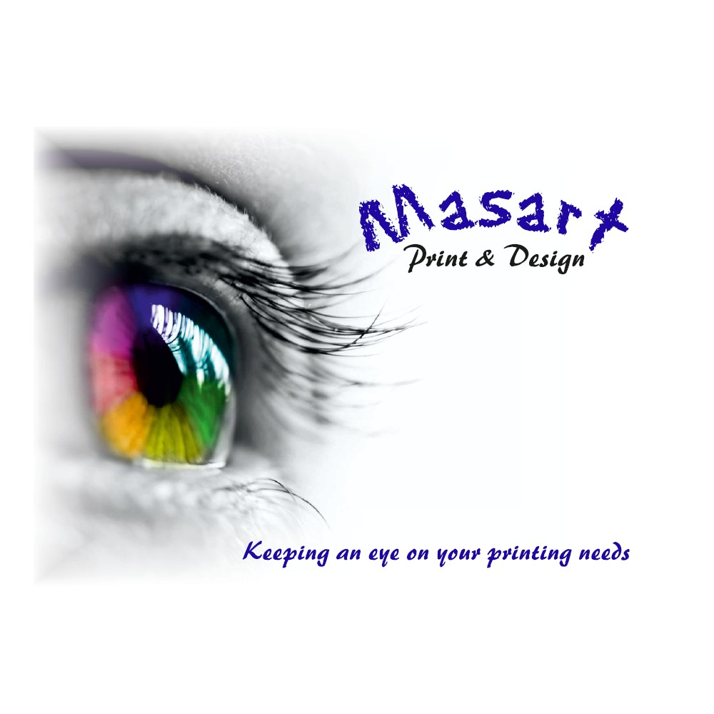 Logo of Masart Print Design