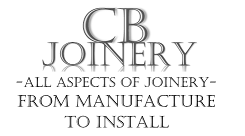 Logo of CB Joinery Joiners And Carpenters In Middlesbrough, Cleveland