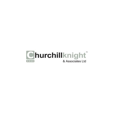 Logo of Churchill Knight & Associates Ltd Accountants In Potters Bar, London