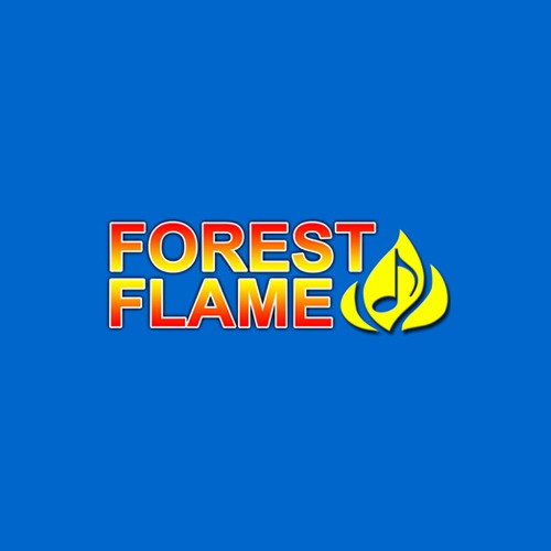 Logo of Forest Flame Disco Discos - Mobile In Southampton, Hampshire