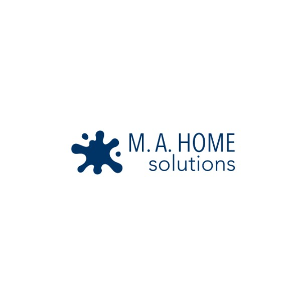 Logo of M A Home Solutions