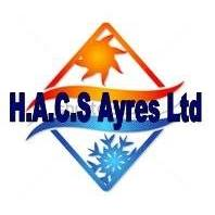 Logo of H.A.C.S Ayres Ltd Air Conditioning Systems In Hook, Hampshire