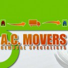 Logo of A C Movers Removal Specialists