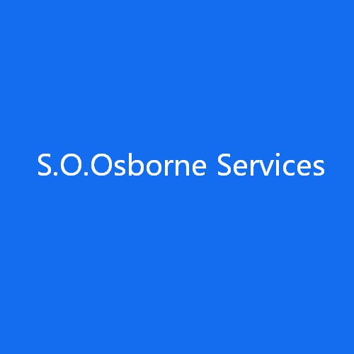 Logo of S.O.Osborne Services Plumbers In Birmingham, West Midlands