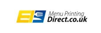 Logo of Menu Printing Direct