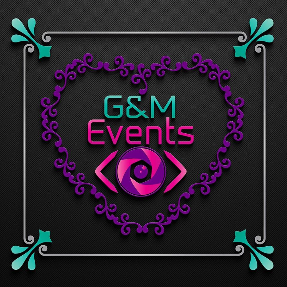 Logo of G&M Events Ltd Photo Booth In Wellingborough, Northamptonshire