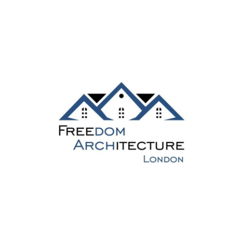Logo of Freedom Architecture Architects In London