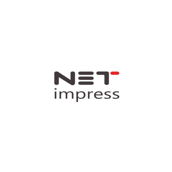 Logo of NetImpress Website Design In Stoke On Trent, Staffordshire