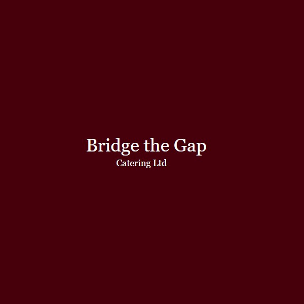 Logo of Bridge The Gap Caterers In Harlow, Essex