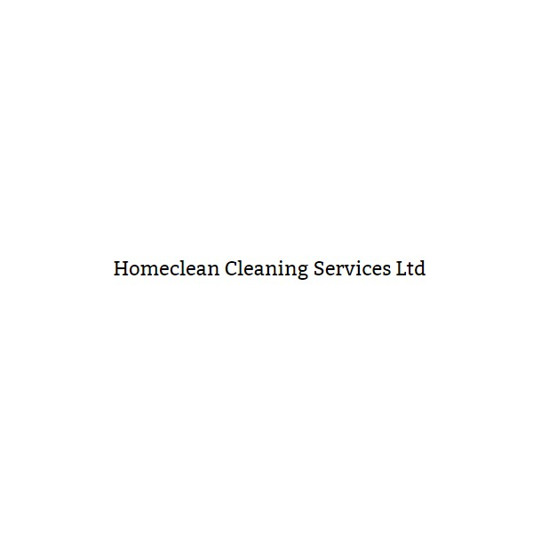 Logo of Homeclean Cleaning Services Ltd